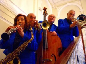Swing band for weddings and celebrations | Five Star Swing